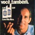 Gérson, craque da seleção de futebol que estrelou campanha de cigarro: bordão impregnou (Foto: Reprodução)