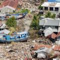 Banda Aceh após o tsunami de 2004