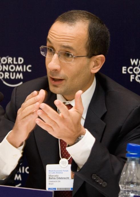 Marcelo Odebrecht, ex-presidente da companhia, que ficará preso em regime fechado até o fim de 2017. (Fotos Públicas)