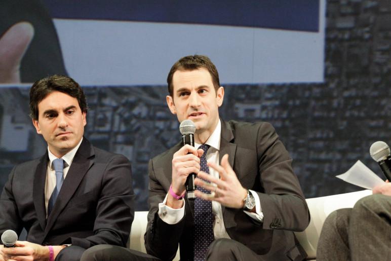 Matthieu Caillat, da AXA CS