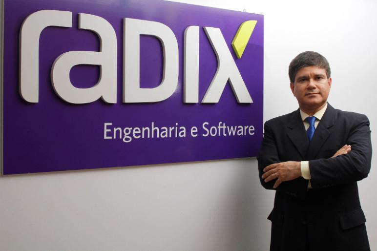 Luiz Eduardo Rubião, CEO e sócio da Radix Engenharia, que recebeu o selo Pró-Ética em 2016. (Foto: Divulgação)