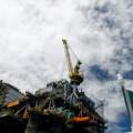 Plataforma da Petrobras: setor tem necessidades específicias. (Foto: Divulgação)