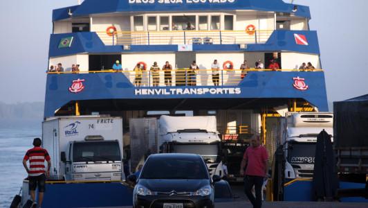 Ferry boat São Gabriel