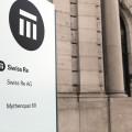 Sede da Swiss Re, em Zurique: empresa espera aumento das tarifas não-vida (Foto: Divulgação)