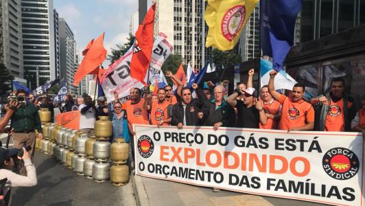 Natureza poupa, mas ser humano ameaça as metrópoles brasileiras